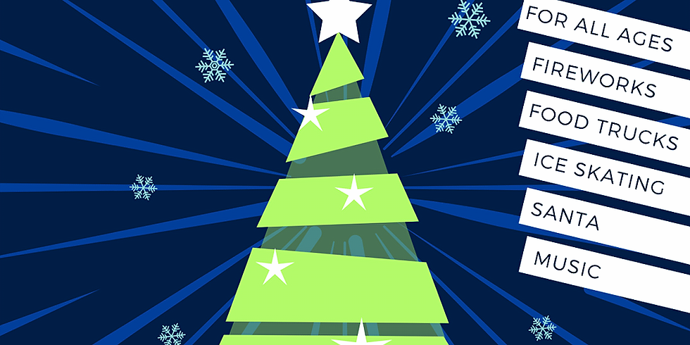 Christmas Tree Lighting Celebration