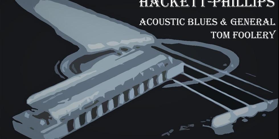 Hackett-Phillips Live at HiFi Records