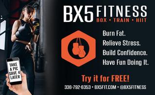 BX5 Fitness