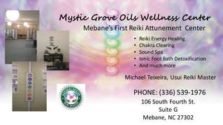 Mystic Grove Oils Wellness Center