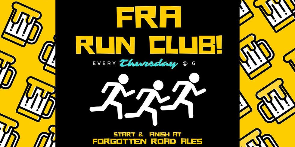 Thursday Night FRA Run Club