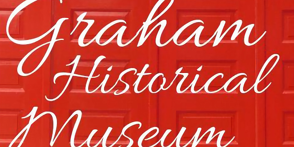 Graham Historical Museum Ribbon Cutting Ceremony
