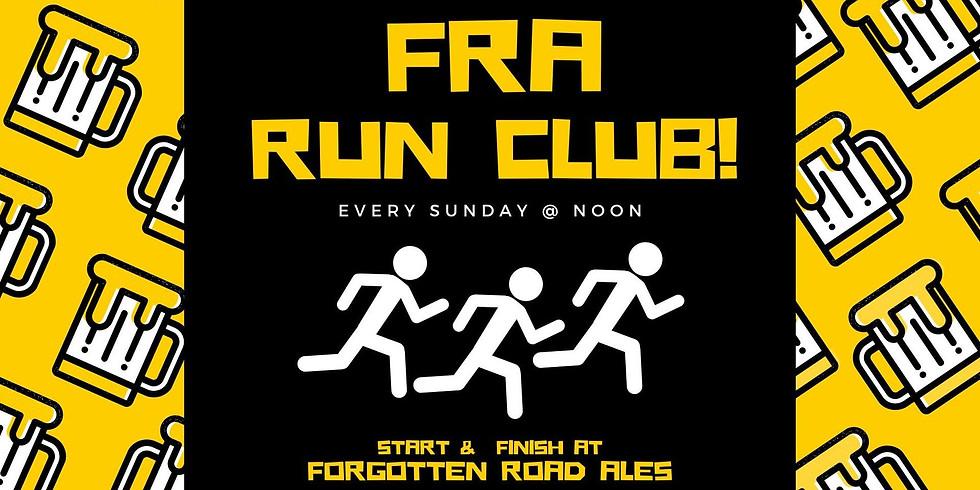 FRA Run Club!