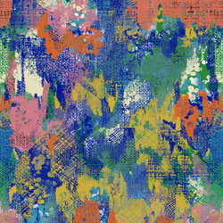 Digital Paint Print