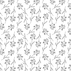 Hand Illustrated Floral