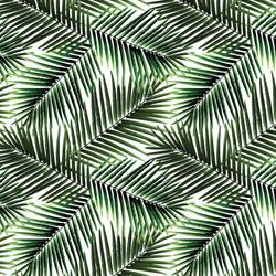 Digitally Illustrated Leaf Print