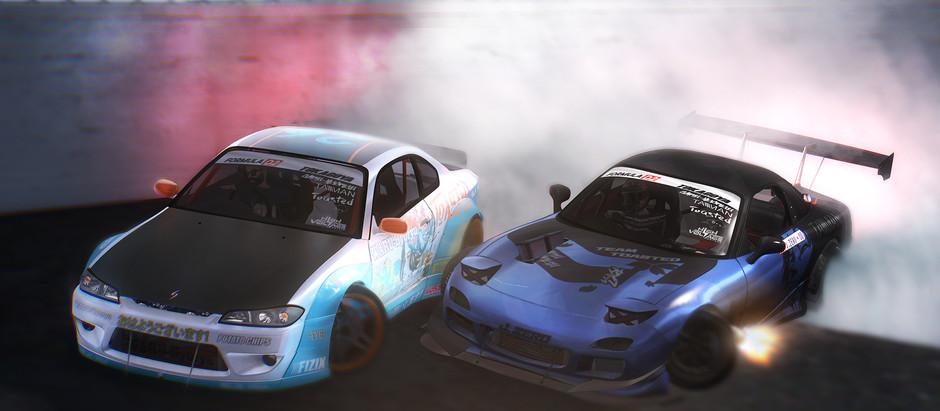 Round 8: Irwindale Speedway