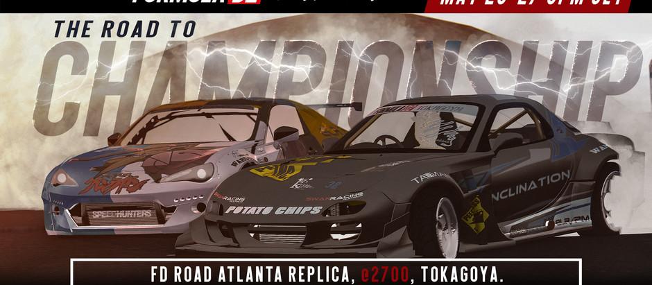 Round 5: Road to Atlanta