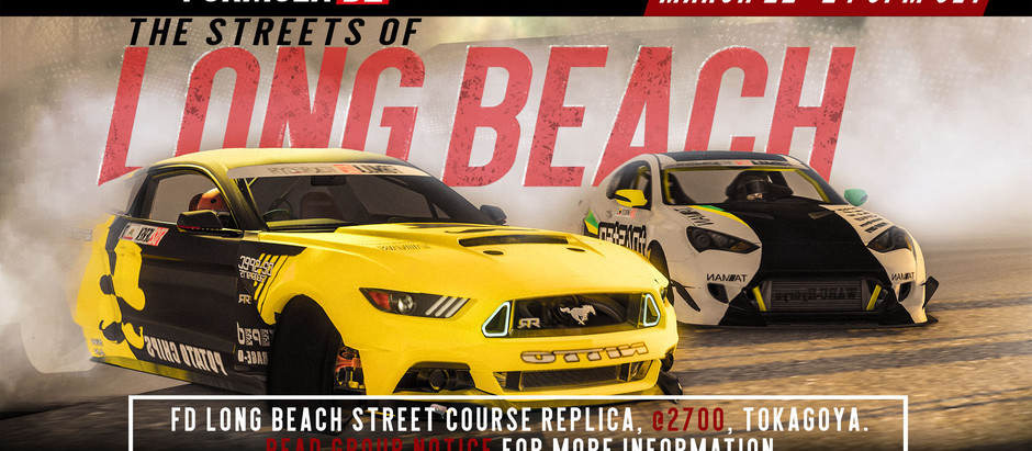 Round 4: The Streets of Long Beach