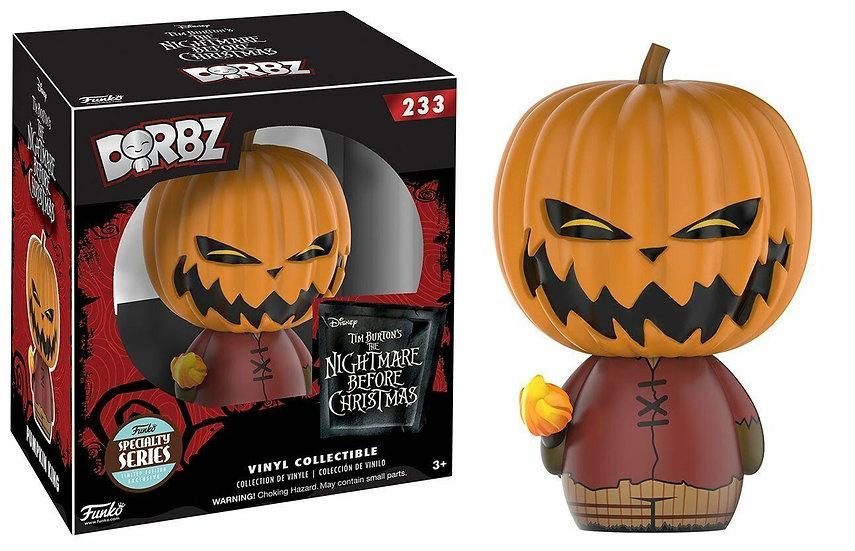 Dorbz Nightmare Before Christmas Pumpkin King Vinyl #233