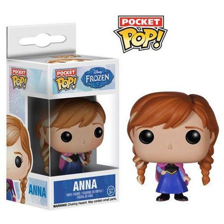 Funko Pocket Pop Disney Frozen Anna Vinyl Action Figure