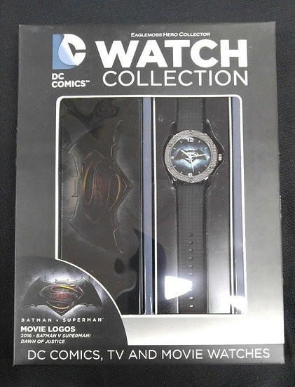 DC Batman VS Superman Watch &Tin