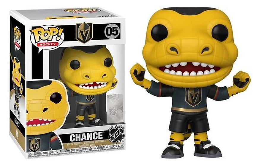 Pop! Hockey NHL Mascot Vinyl Figure Chance #05 (Vegas Golden Knights)