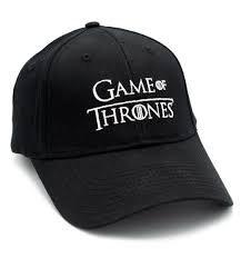 Bioworld Game of thrones Adjustable Cap