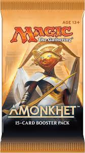 Magic The Gathering Amonkhet Booster Pack English
