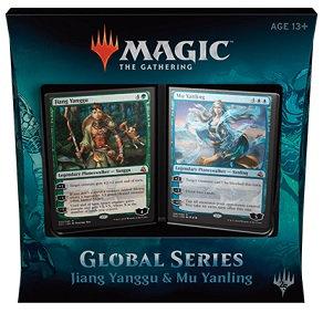 Duel Decks: Global Series: Jiang Yanggu and Mu Yanling