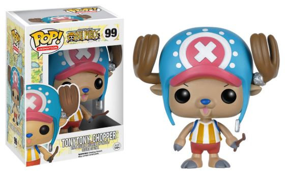 Pop! Animation One Piece Vinyl Figure Tony Tony Chopper #99