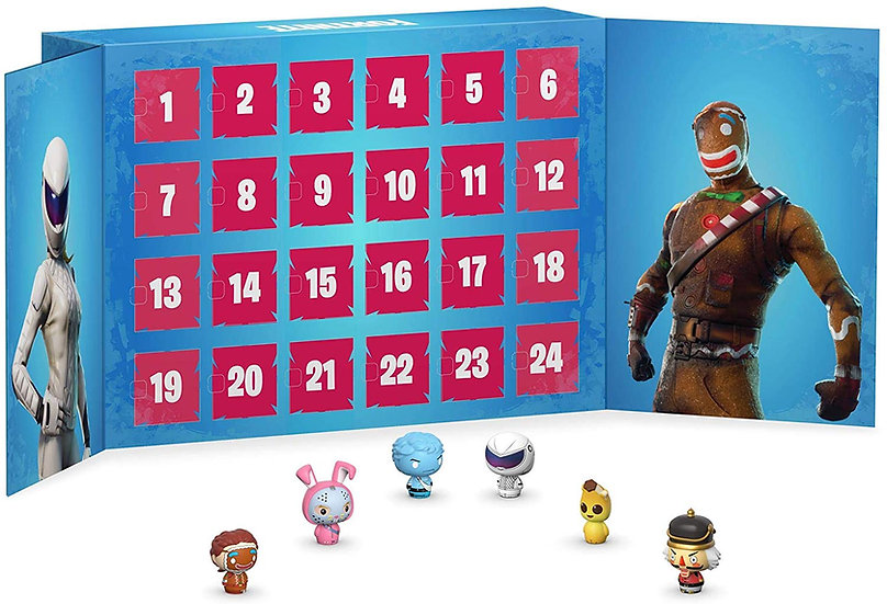 Pocket Pop! Fortnite - Advent Calendar