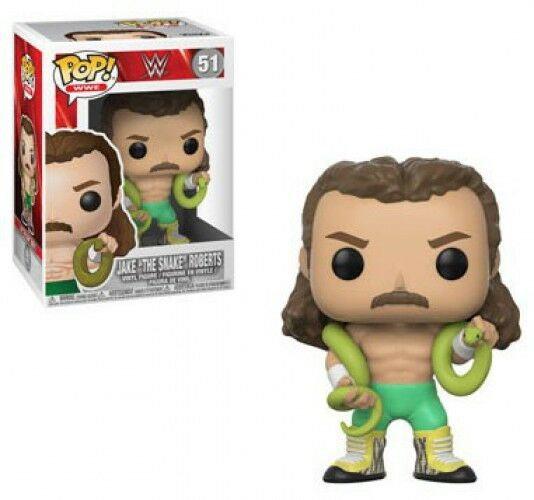 Funko Pop WWE Jake The Snake Roberts #51