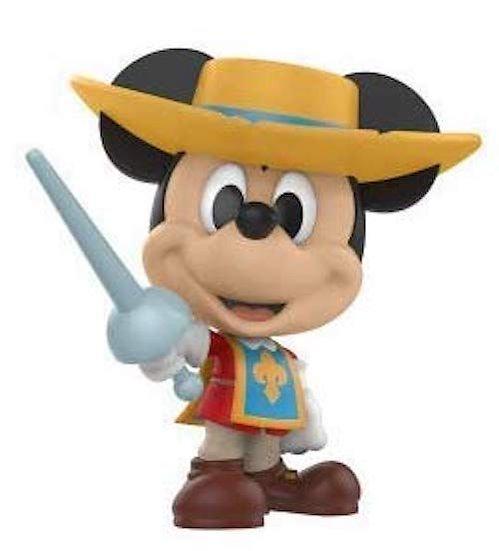 "Funko Disney 90th Anniversary Miniature Mickey ""Three Musketeer Mickey"""