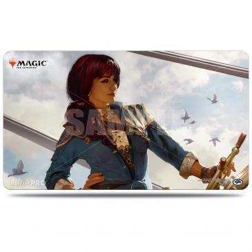 Dominaria Playmat Jhoira, Weatherlight Captain for Magic