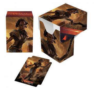Hour of Devastation V3 Full-View Deck Box for Magic: The Gathering