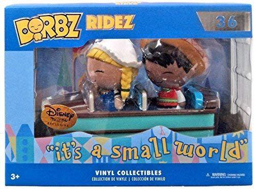 Dorbz Ridez Disney It's A Small World Vinyl Collectible #36