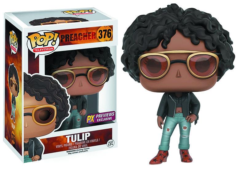 Pop! Television Preacher Vinyl Figure Tulip #376 PX Previews Exclusive
