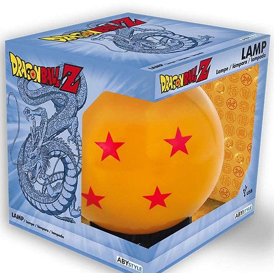Dragon Ball Z - 4 Star Dragon Ball Lamp