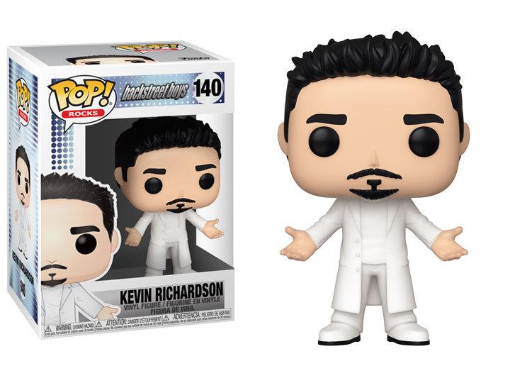 Pop! Rocks Backstreet Boys Vinyl Figure Kevin Richardson #140