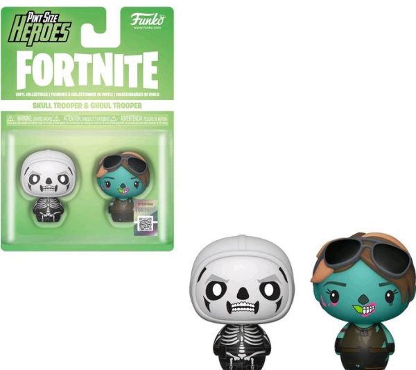 Pint Size Heroes: Fortnite S1a - Skull Trooper & Ghoul Trooper