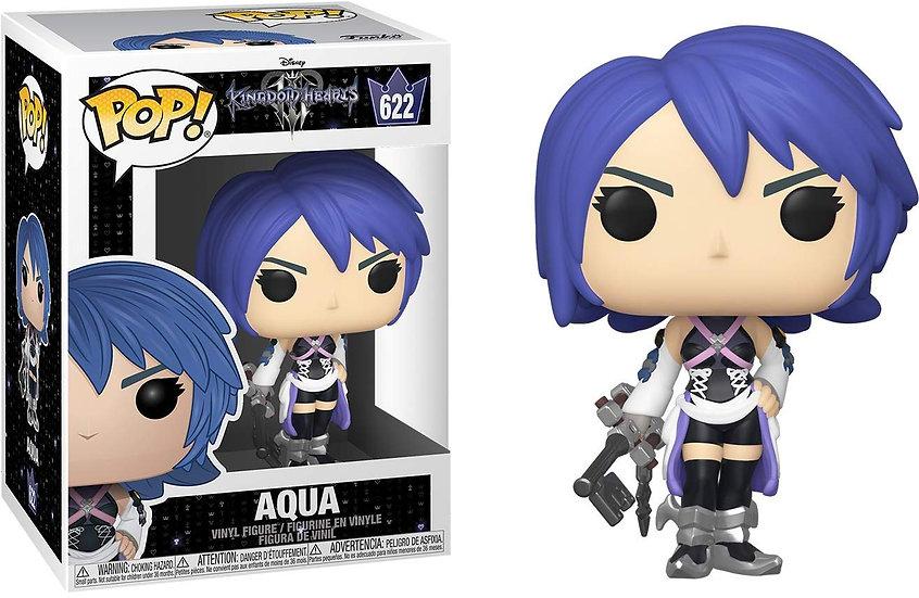 Pop! Disney Kingdom Hearts Vinyl Figure Aqua #622