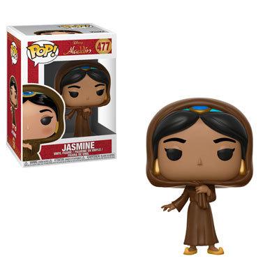 Pop! Disney Aladdin Vinyl Figure Jasmine (Disguise) #477