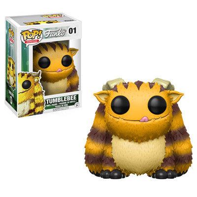 Pop! Monsters Vinyl Figure Tumblebee #01