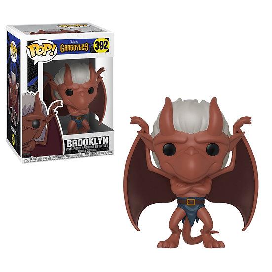 Pop! Disney Gargoyles Vinyl Figure Brooklyn #392