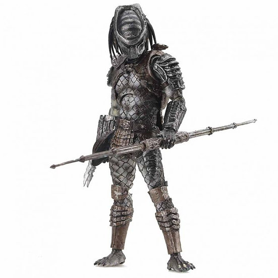 Hiya Toys Predator 2: Warrior Predator 1:18 Scale 4 Inch