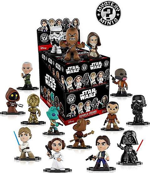 Funko Mystery Minis Star Wars Classic Mystery Box