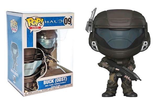 Pop! Halo Vinyl Figure Buck (ODST) #09