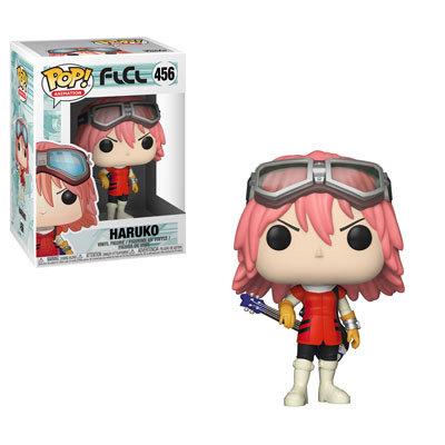 Pop! Animation FLCL Vinyl Figure Haruko #456