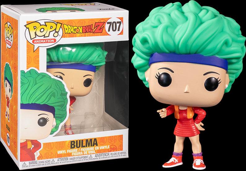 Pop! Animation Dragon Ball Z Vinyl Figure Bulma #707