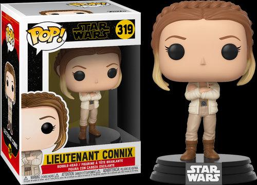 Pop! Star Wars The Rise of Skywalker Vinyl Bobble-Head Lieutenant Connix #319