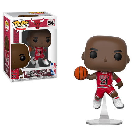 Pop! Basketball NBA Vinyl Figure Michael Jordan #54 (Chicago Bulls)