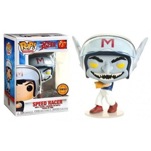 Pop! Animation Speed Racer Vinyl Figure Speed Racer Chase #737