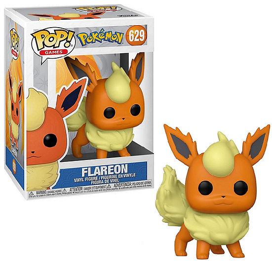 Pop! Games Pokemon Vinyl Figure Flareon #629