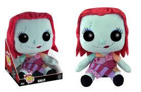 Nightmare Before Christmas Sally Mega Pop!