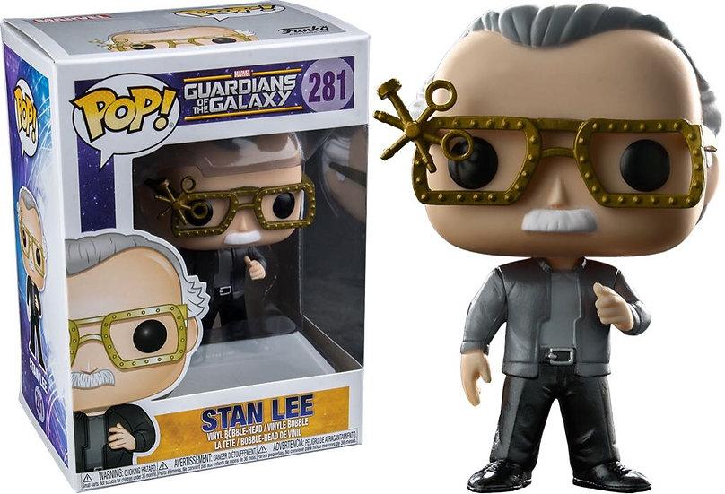 Pop! Marvel Guardians of the Galaxy Vinyl Figure Stan Lee #281