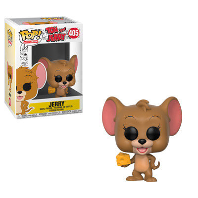 Pop! Animation tom and Jerry Vinyl Figure Jerry #405
