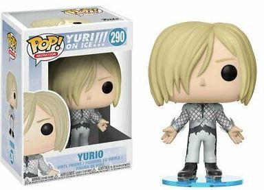 Pop Animation Yuri On Ice 290 Yurio Funko figure