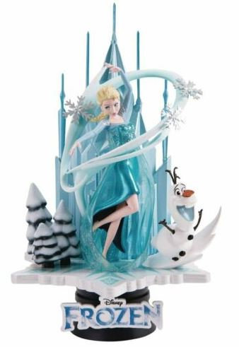 Disney D-Stage DS-005 Frozen PX Previews Exclusive