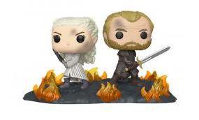 Pop! Movie Moments Game of Thrones Daenerys & Jorah #86